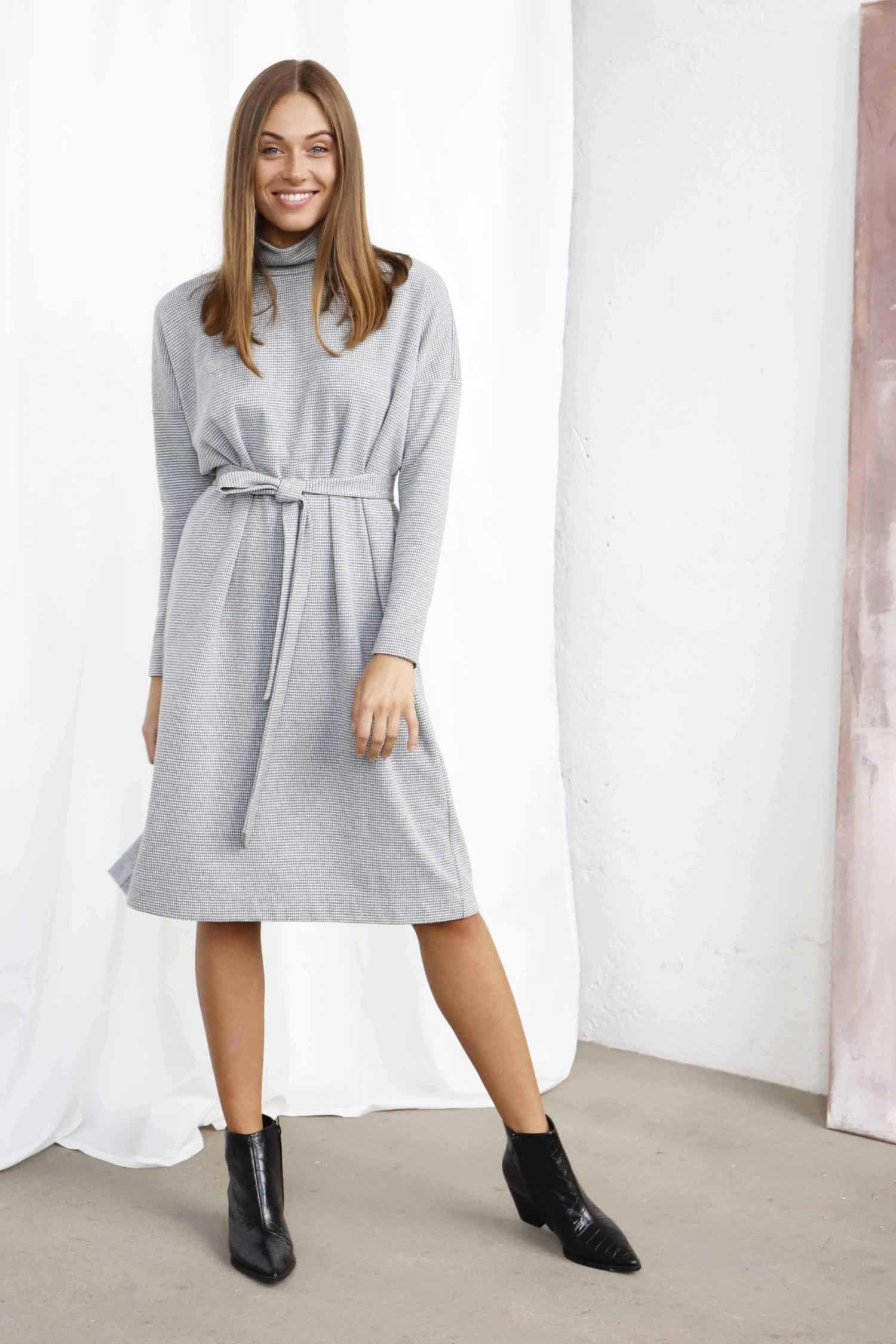 Grey Dress Kerry