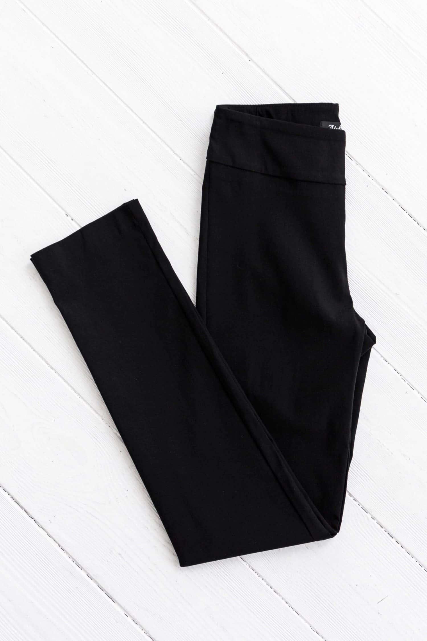 Black Trousers Kris