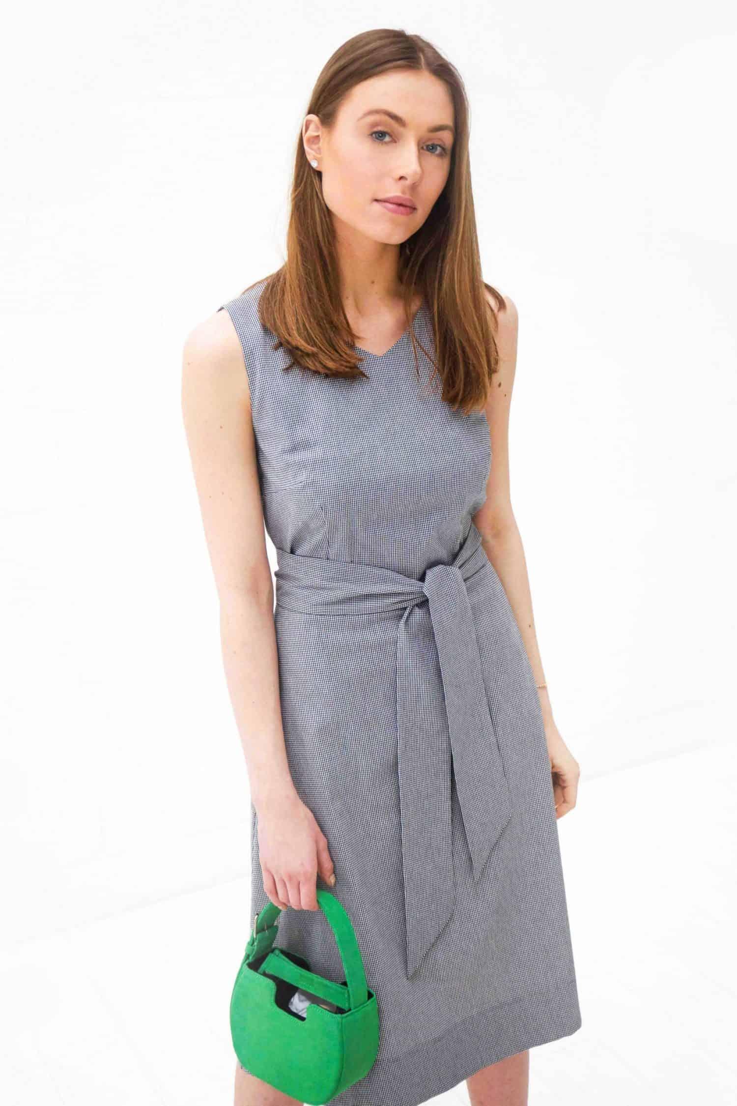 Grey Dress Suzie