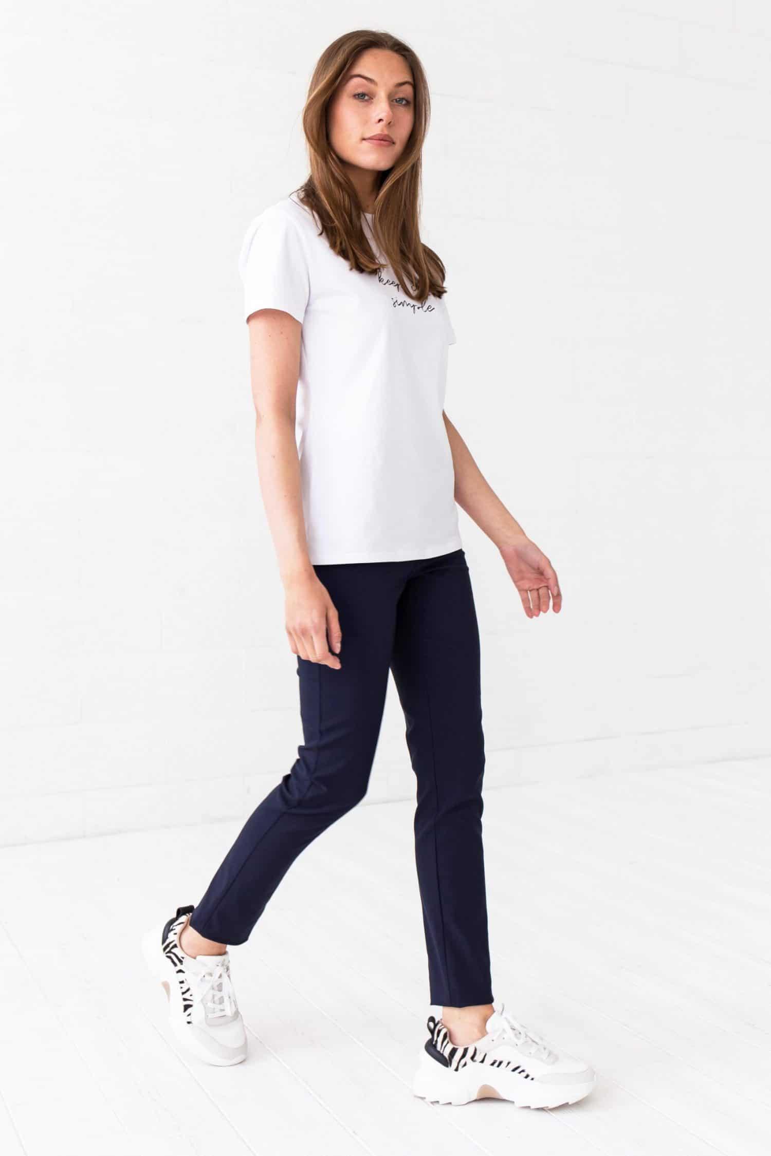 Navy Trousers Kris