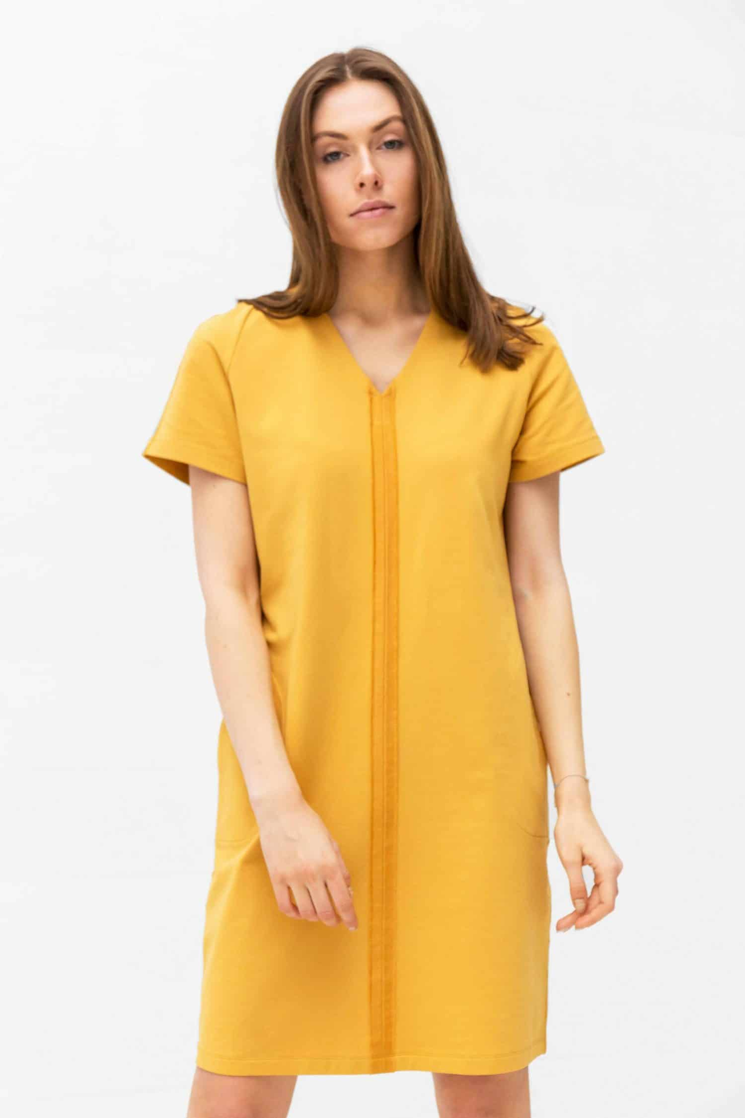 Yellow Dress Selena