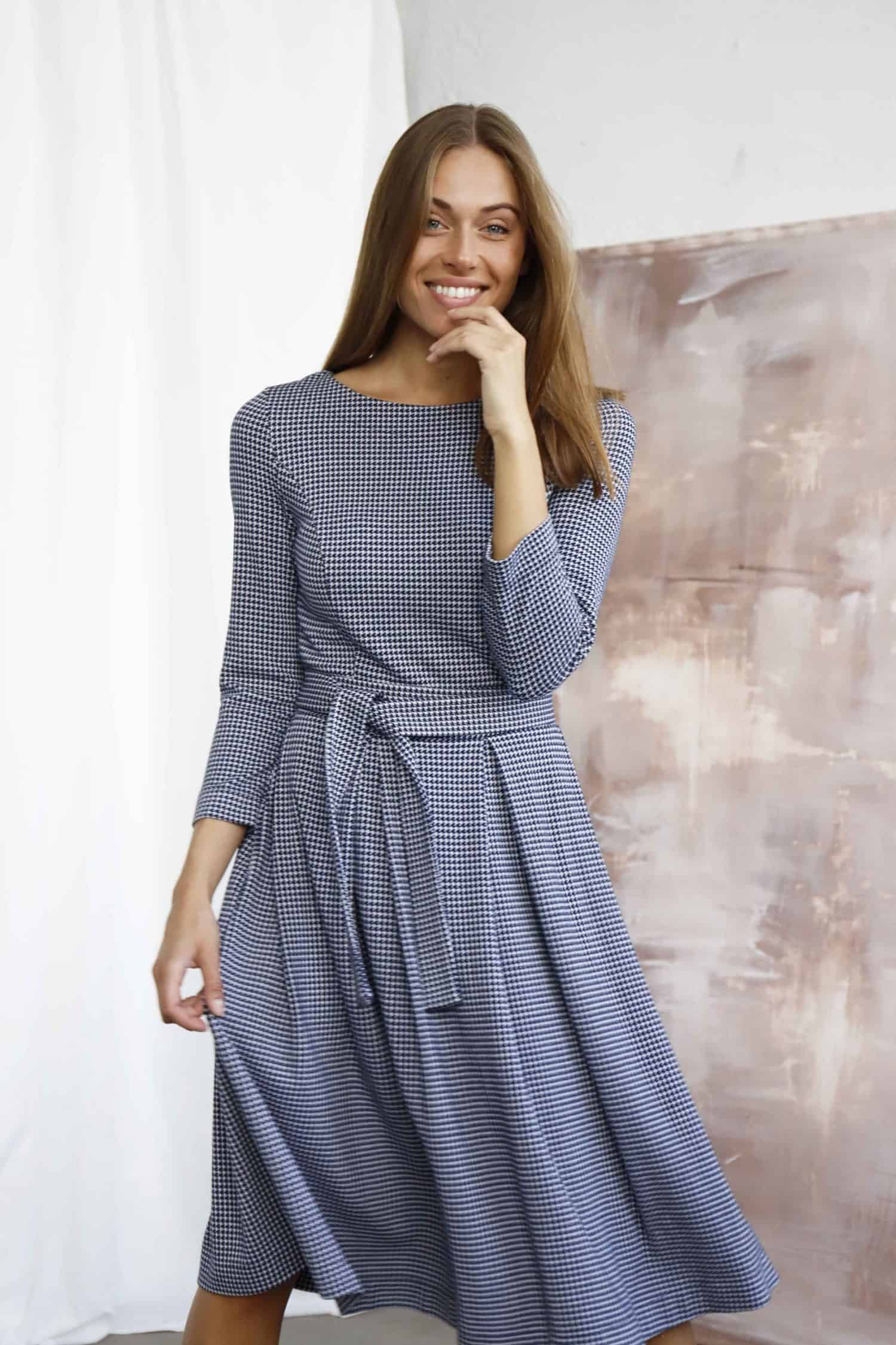 Light Blue Dress Mia