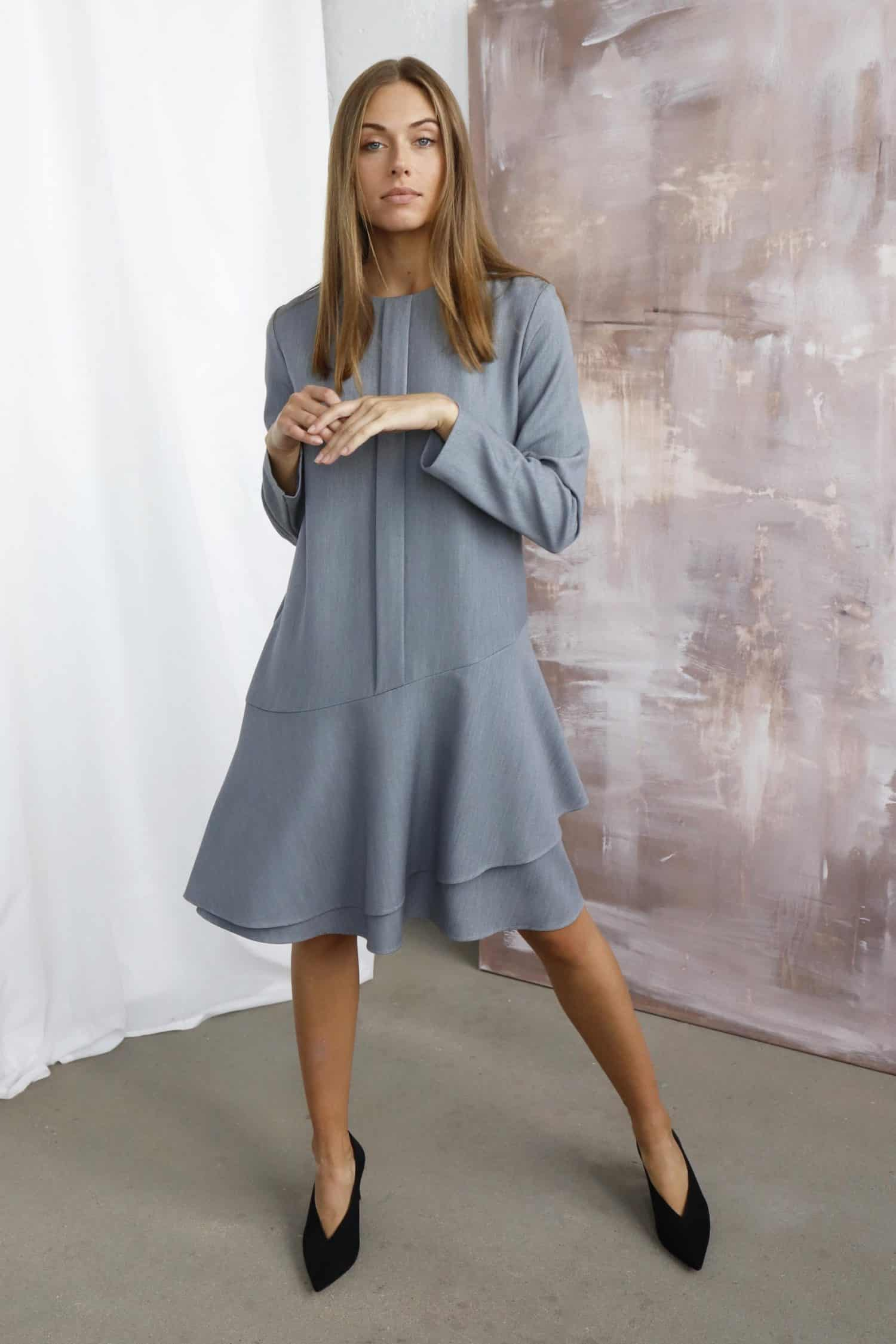 Grey Dress Vera