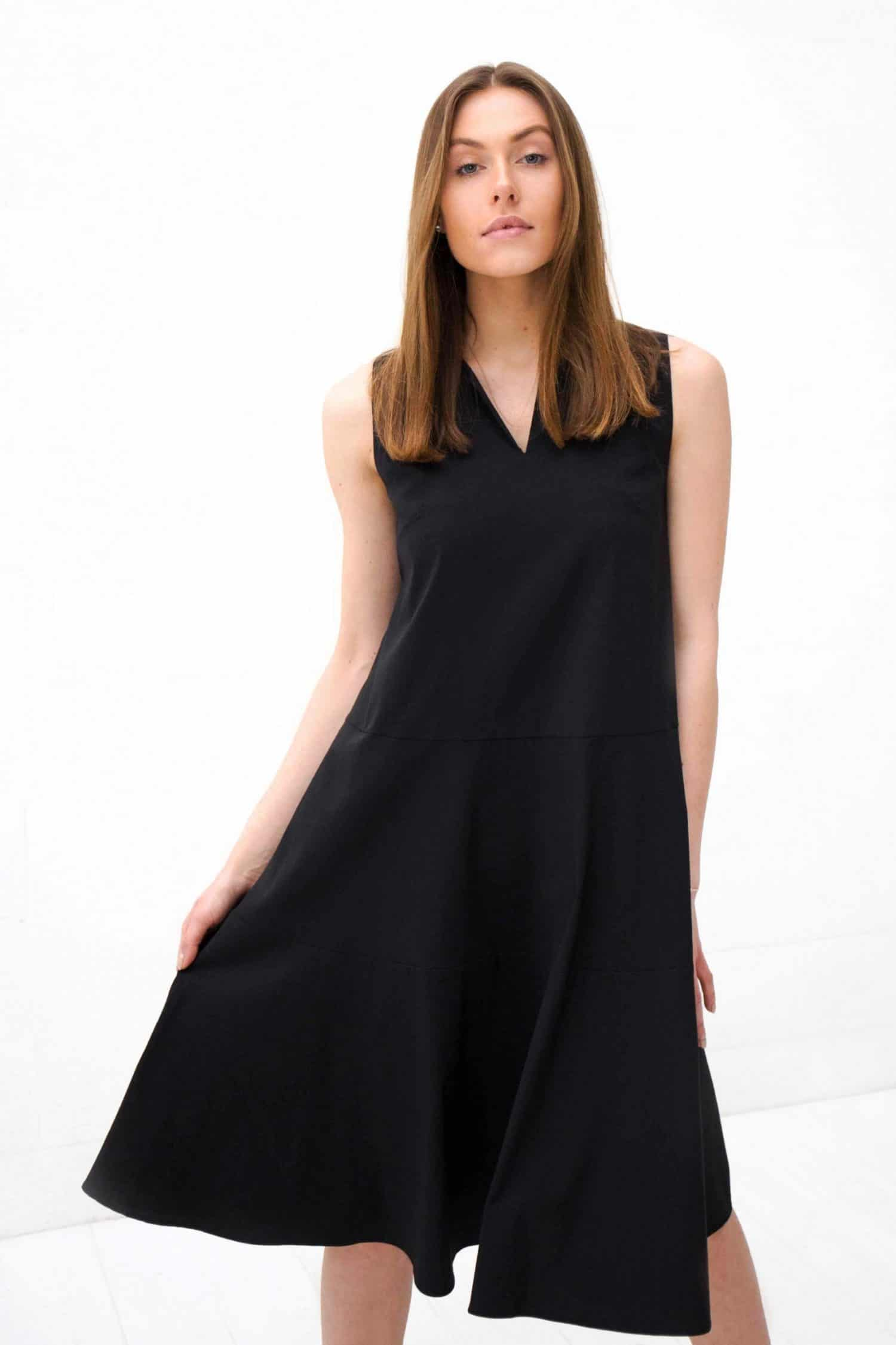Black Dress Mitra
