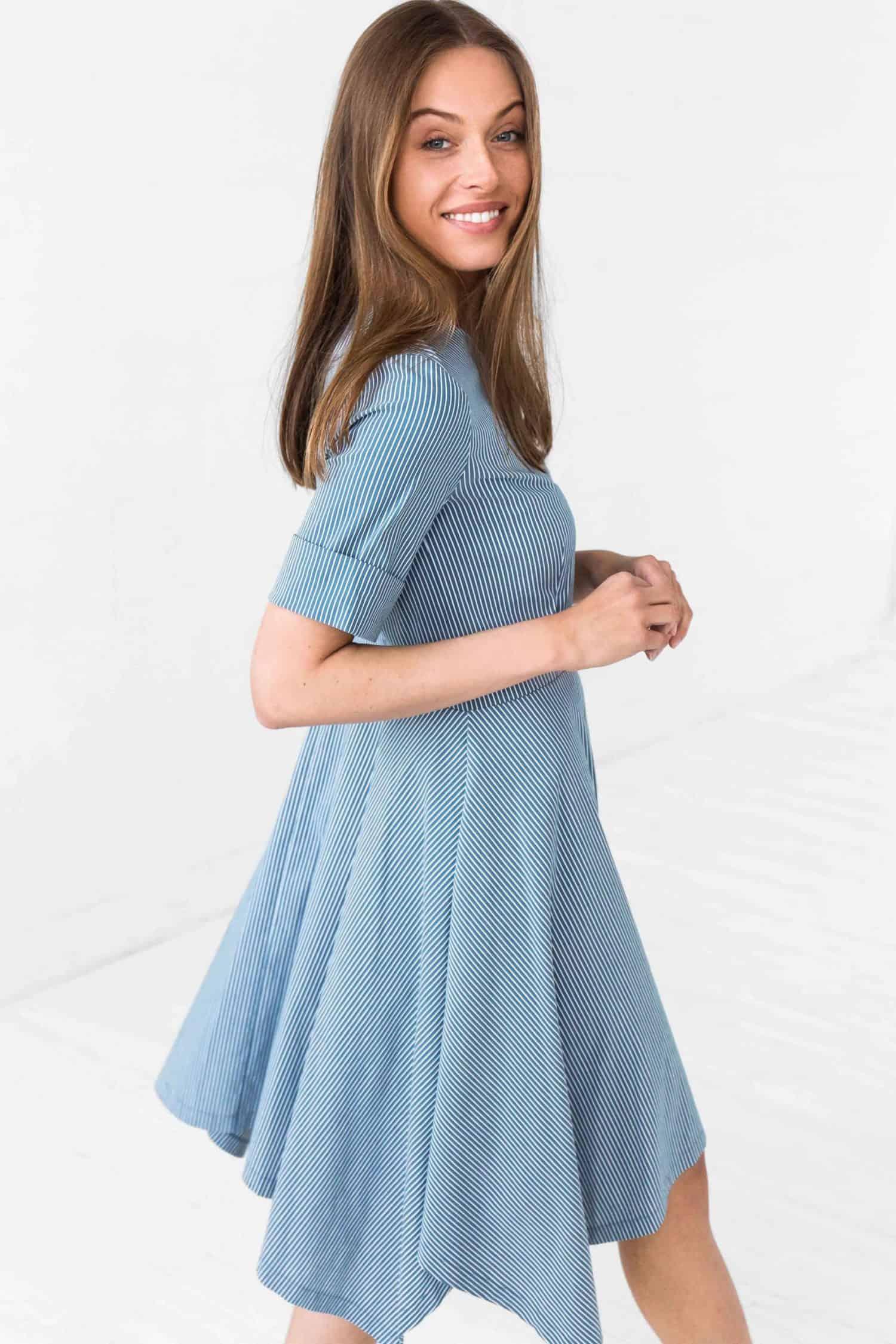 Striped Dress Milly
