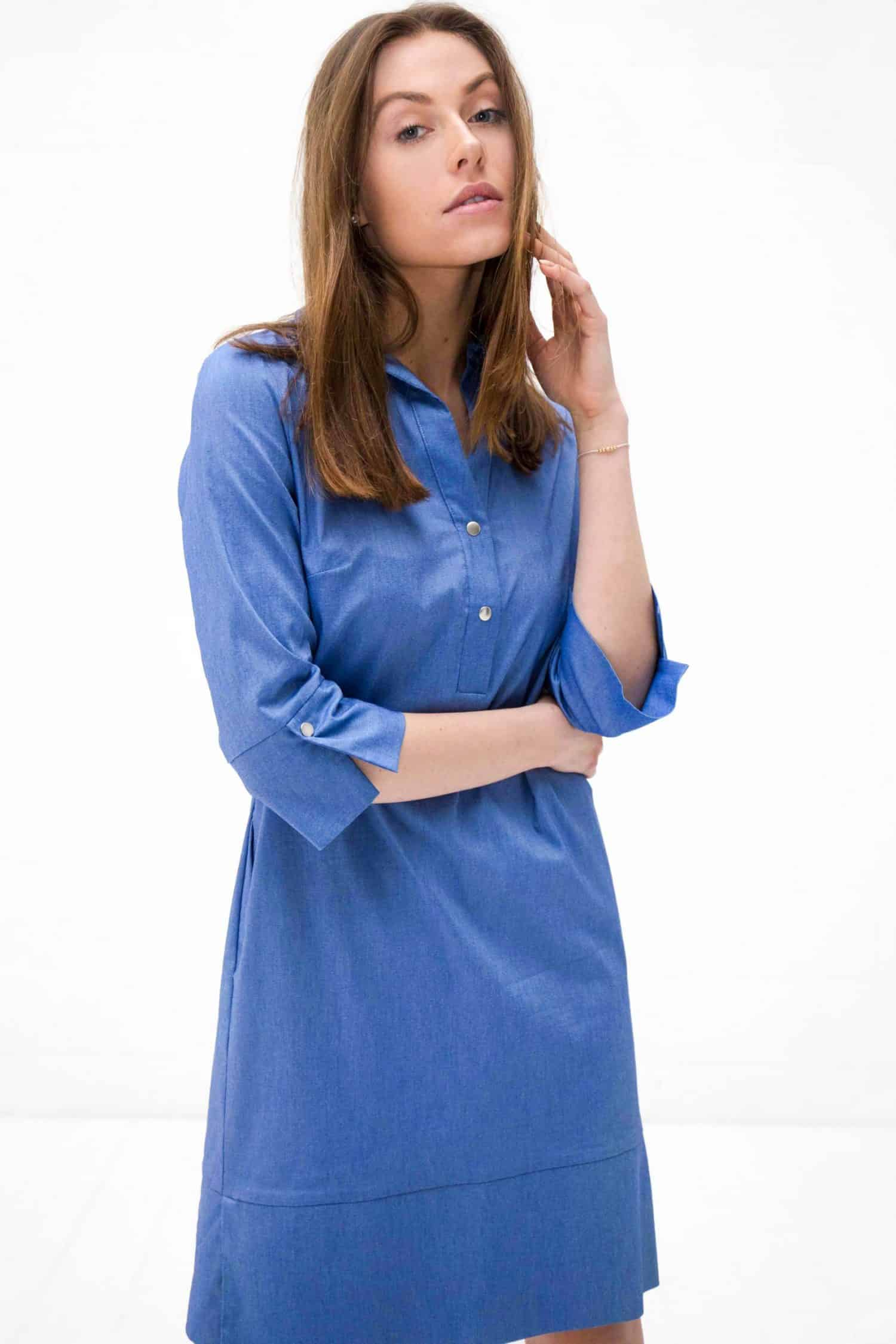 Light Blue Dress Tesa