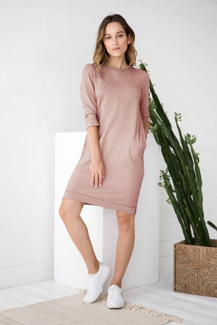 Blush Dress Juliana